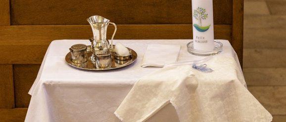 chrzest jak przebiega