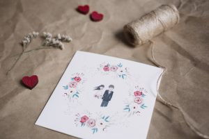 Jak prawisłowo wypisać zaproszenie na ślub