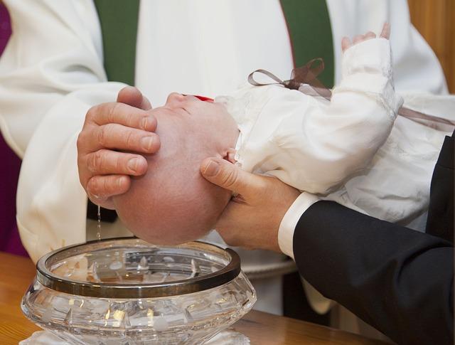 sakrament chrztu świętego